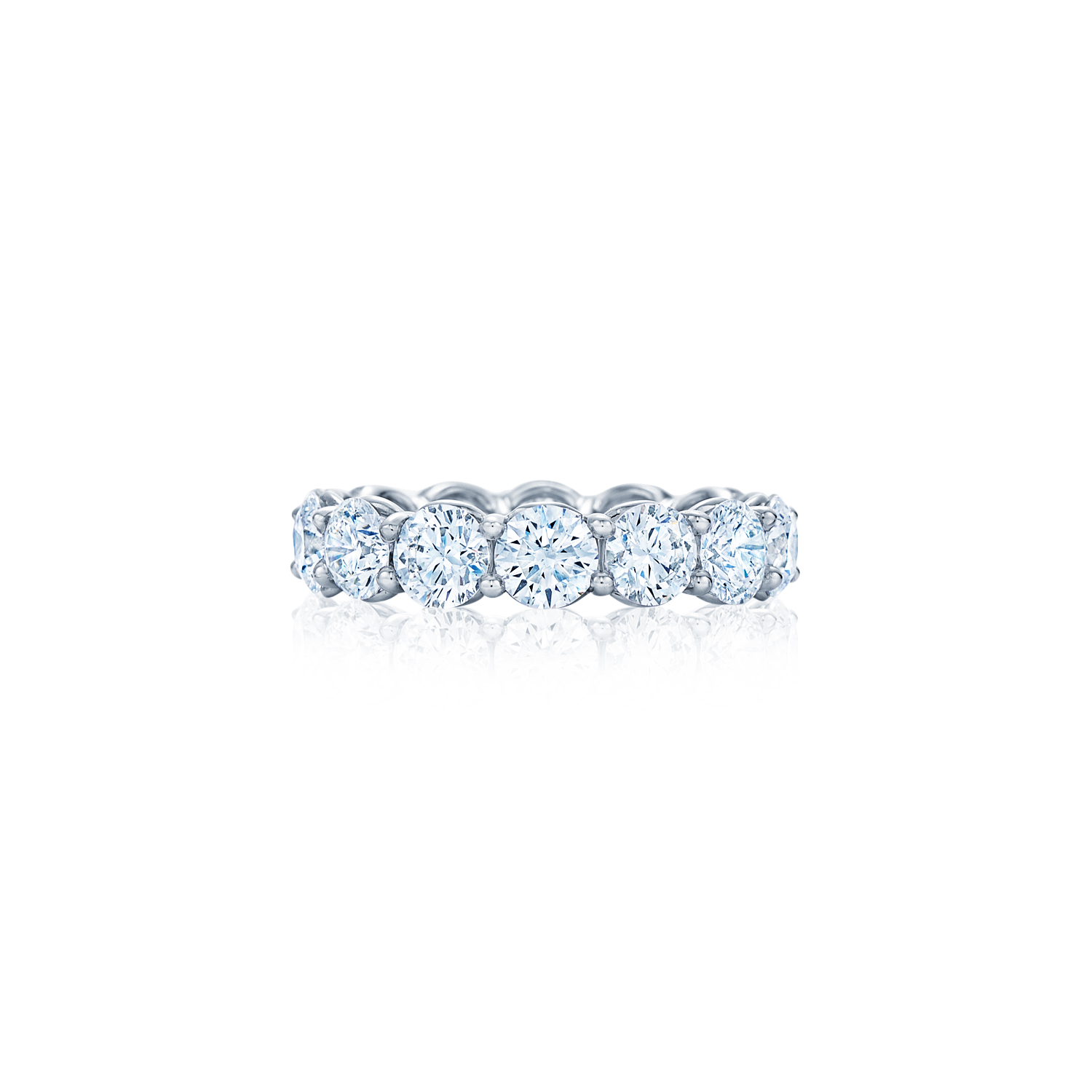 band ring in platinum kwiat wedding ring style