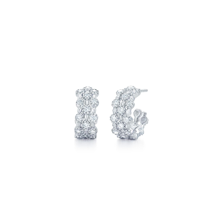 Kwiat Stardust Diamond Earrings