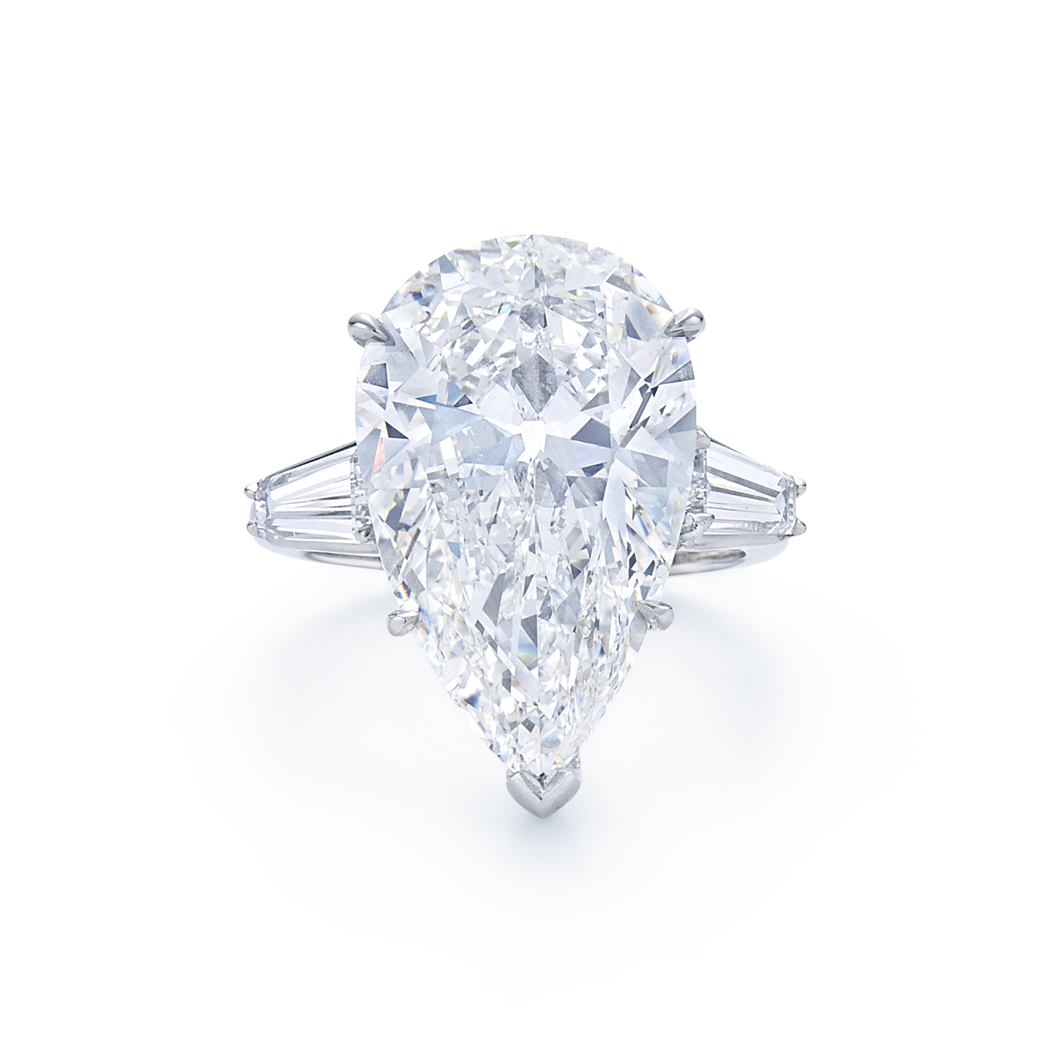 for engagement pear her diamond promise rings glamorous wedding shaped