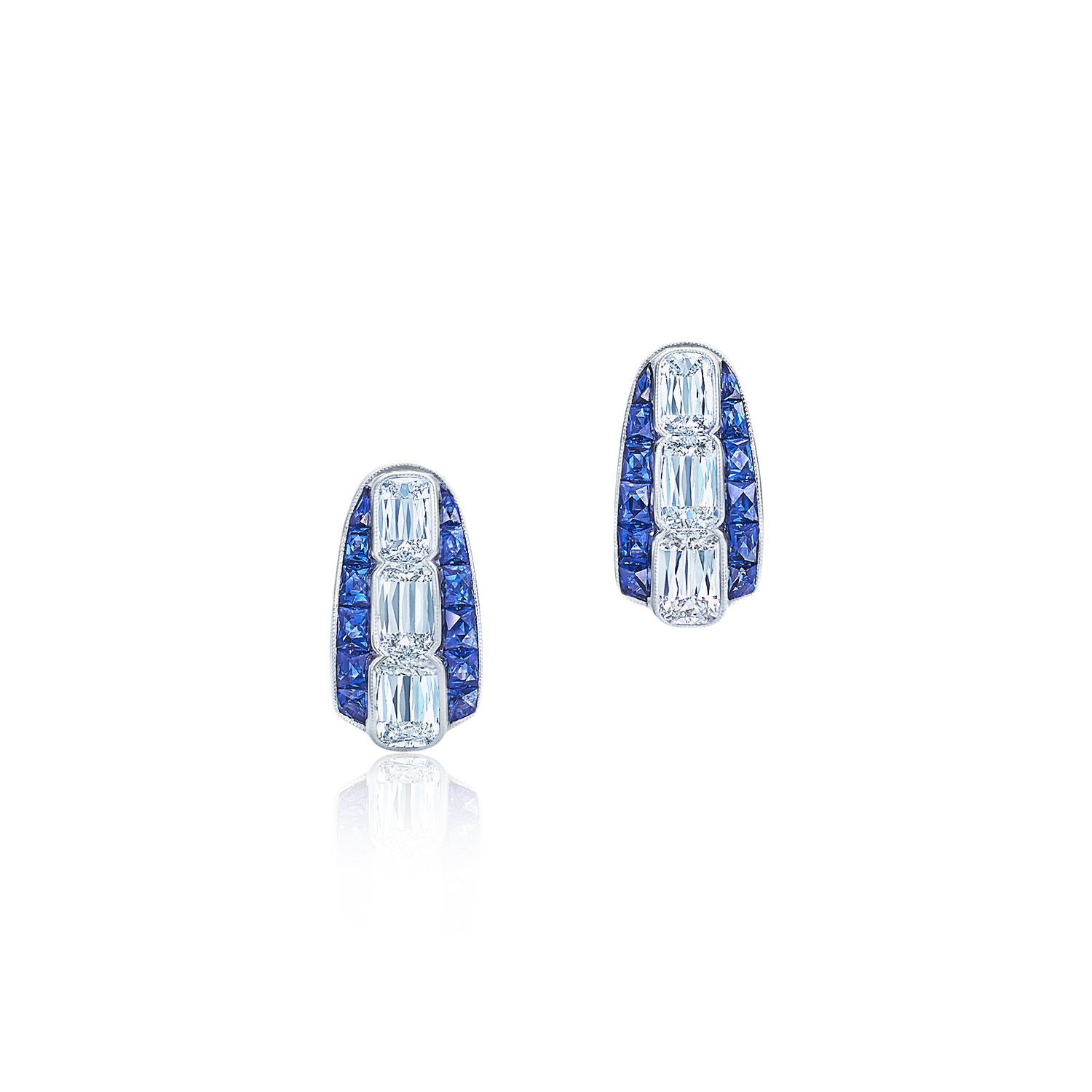 kwait miscpieces brilliant blue clarity strong medium kwiat cut one e carat fluorescence time diamond color d studs pieces matched