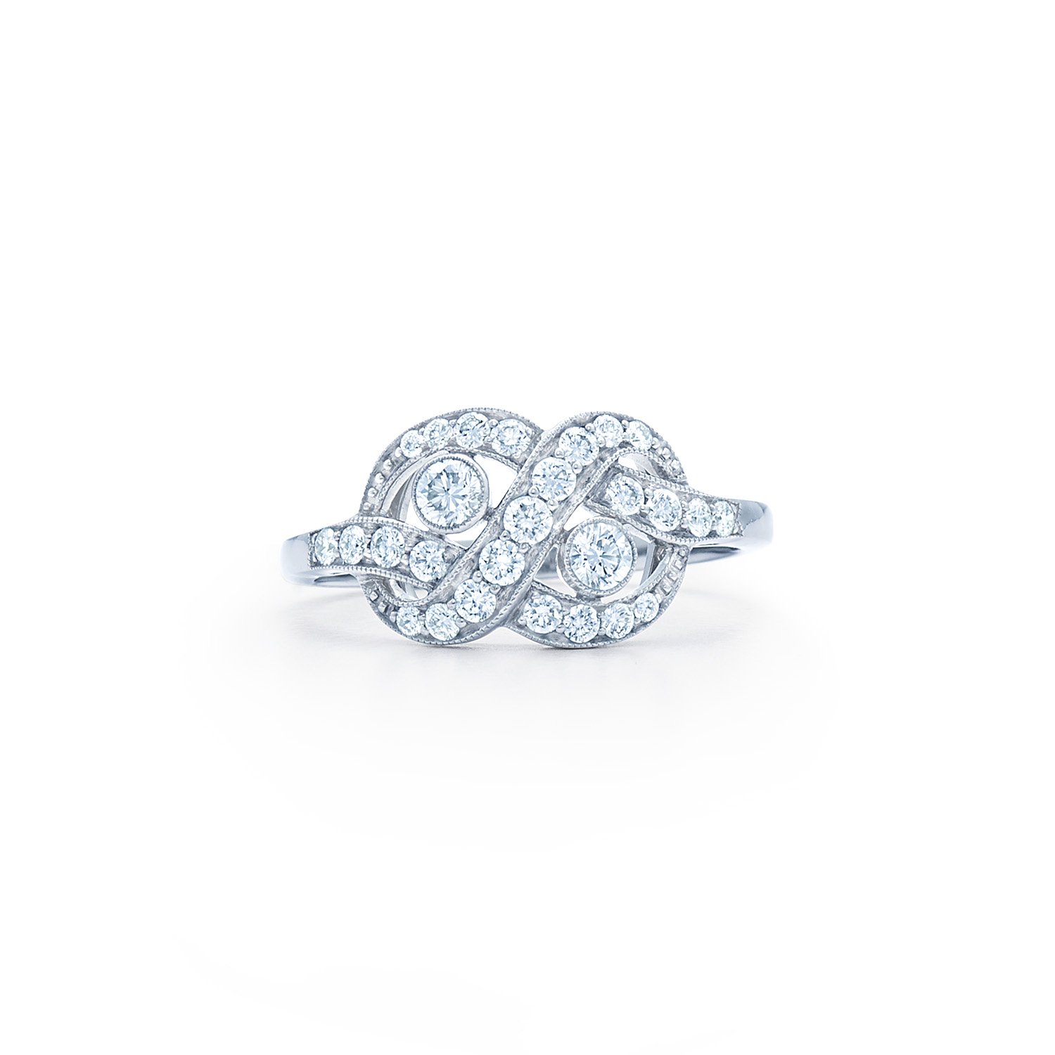platinum kwiat basket floating elegant rings in with cushion ring bagbesd signature solitaire a diamond