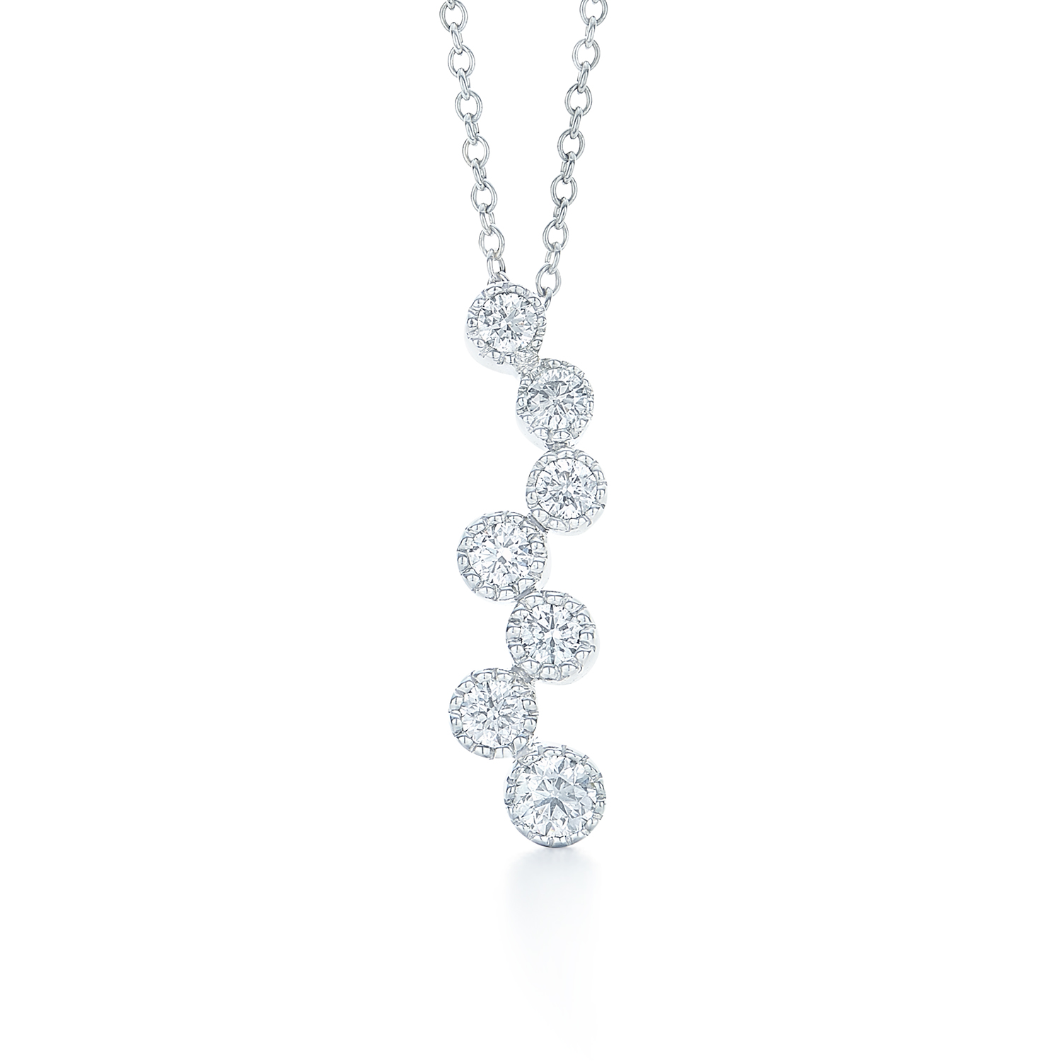 products set channel dsc modern diamond collections necklace pendant ctw ways