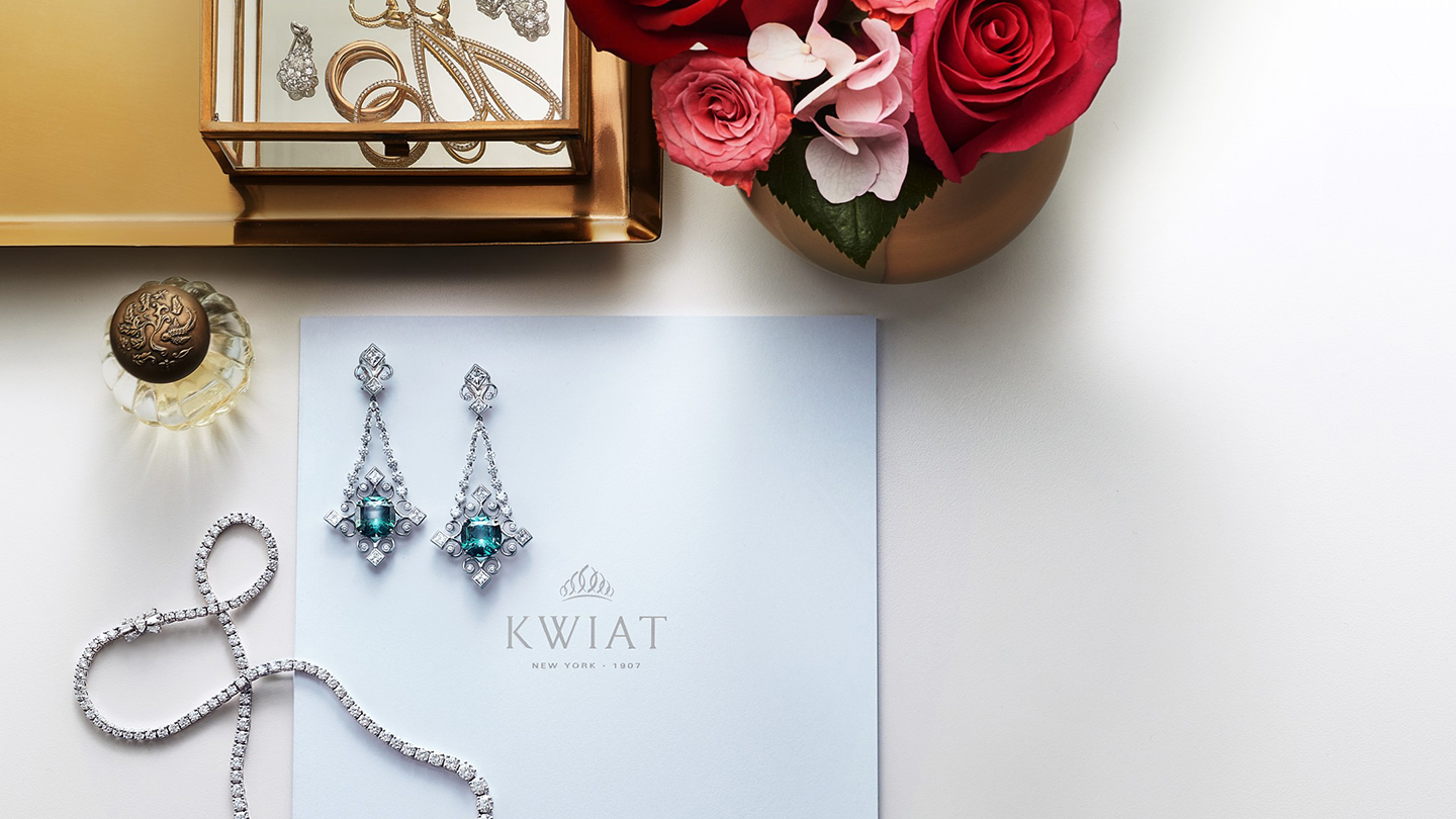 The Kwiat Diamond Book