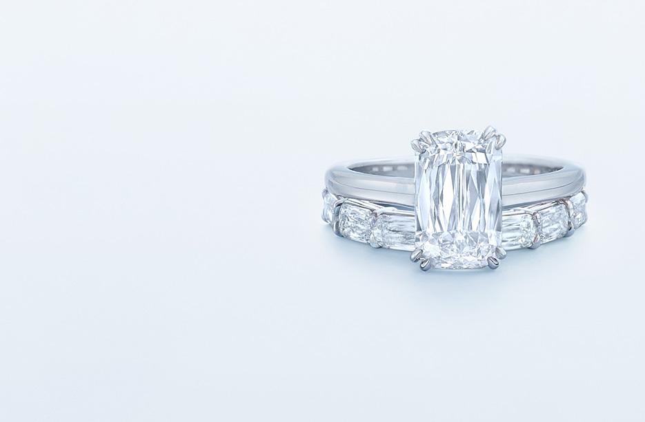 THE ASHOKA® DIAMOND COLLECTION